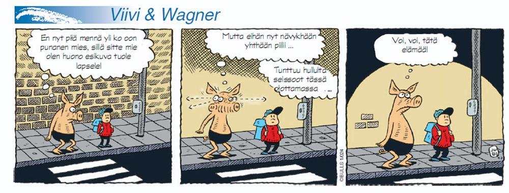 Viivi ja Wagner 2-2014