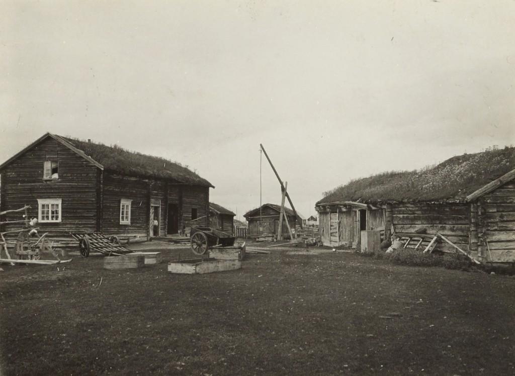 Se de unike gamle bildene fra Finnmark