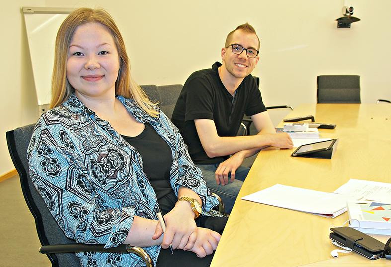 Suomen opiskelijoitten semesteri alkanu • Nytt semester for finskstudentene