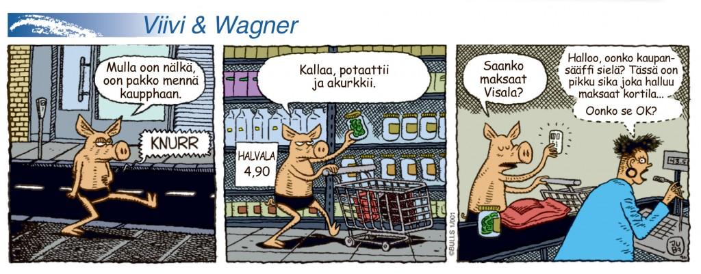 Viivi & Wagner (nr 1 -2012)