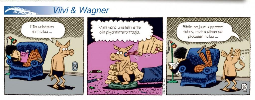 Viivi & Wagner (nr 10 – 2012)
