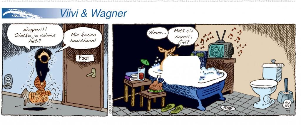 Viivi & Wagner (nr 4 -2012)
