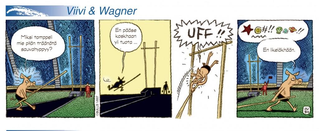 Viivi & Wagner (nr 7 – 2012)