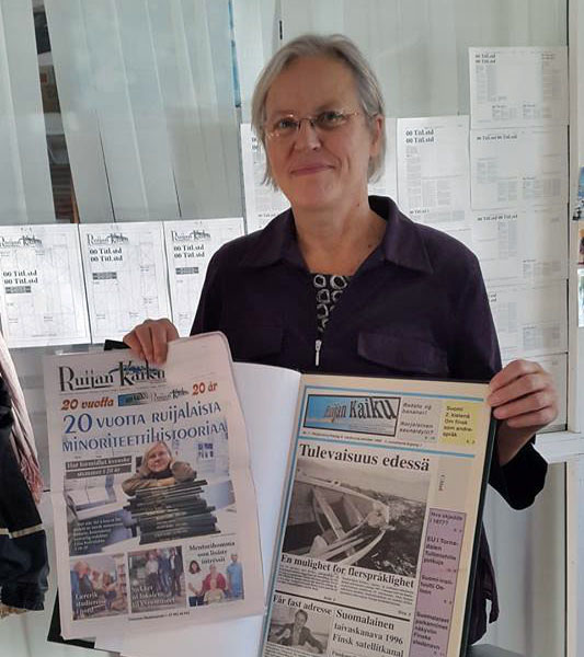 Ruijan Kaikkuu juhlithiin Alattiossa ja Tromssassa • Feiret 20 år både i Alta og Tromsø
