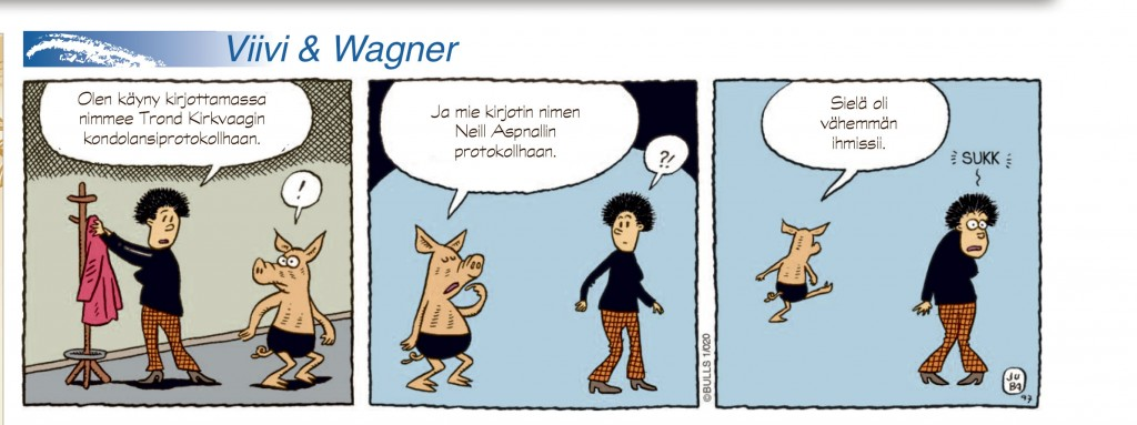 Viivi & Wagner (nr 9 -2013)