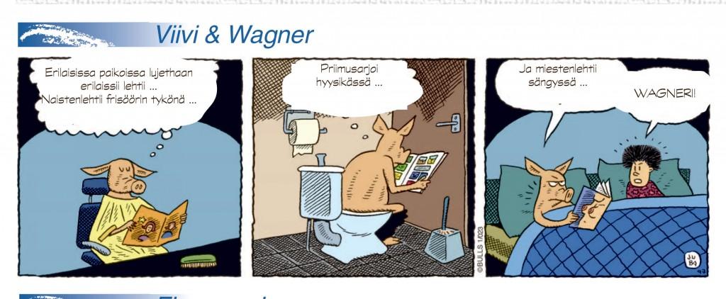 Viivi & Wagner (nr 1 -2014)
