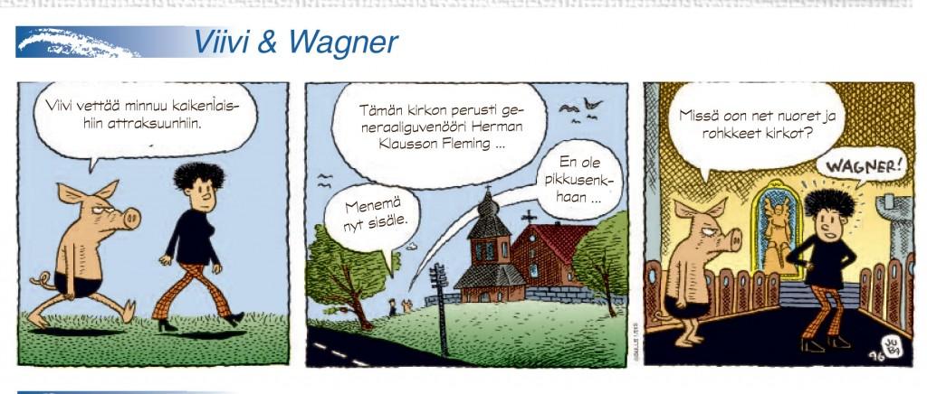 Viivi & Wagner (nr 3 -2013)