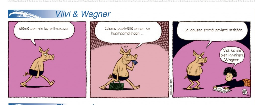 Viivi & Wagner (nr 6 -2014)