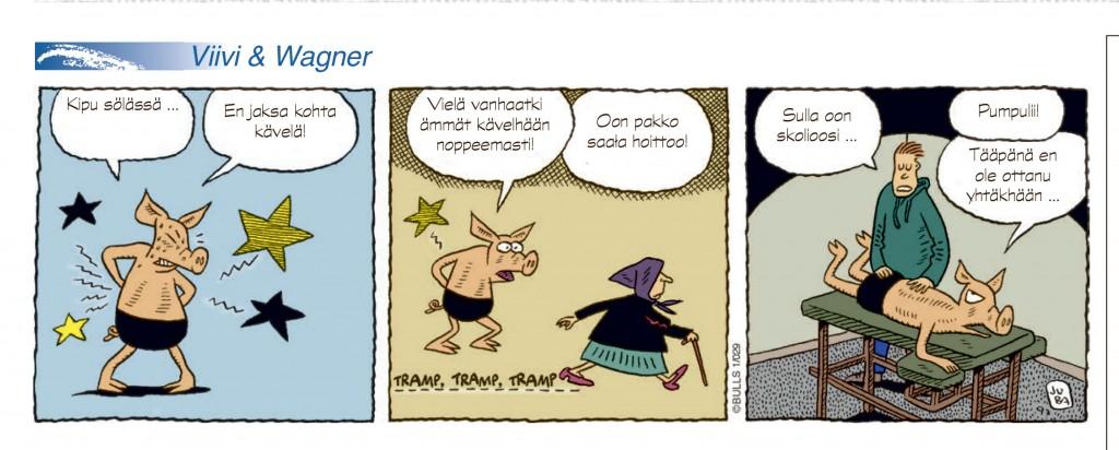 Viivi & Wagner (nr 7 -2014)