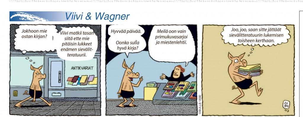 Viivi & Wagner (nr 8 -2014)