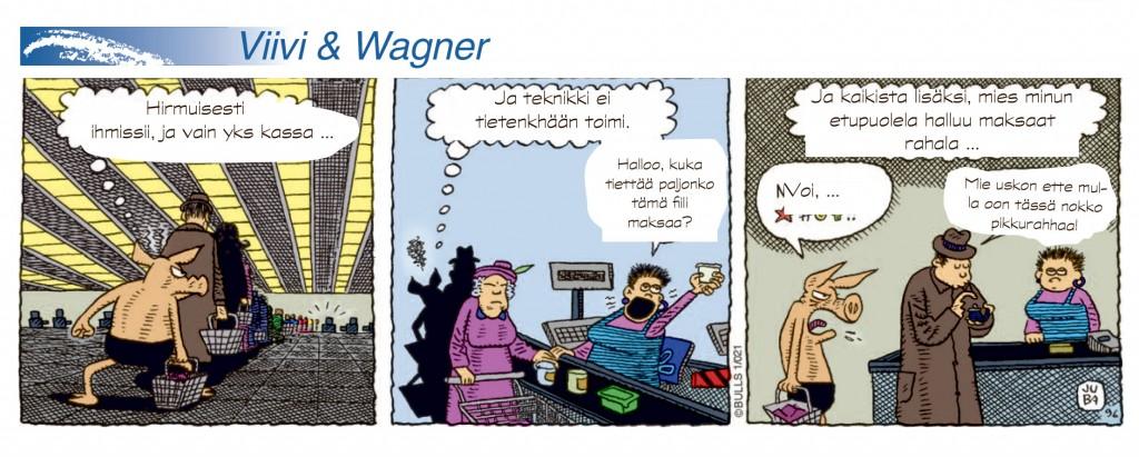 Viivi & Wagner (nr 10 -2013)