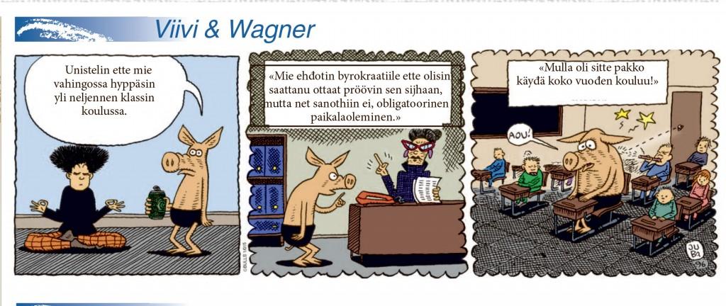 Viivi & Wagner (nr 5 -2013)