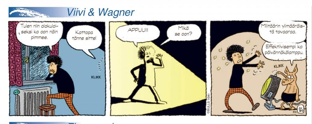 Viivi ja Wagner (nr 09 – 2015)
