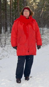 Åshild Karlstrøm Rundhaug. KUVA HEIDI NILIMA MONSEN