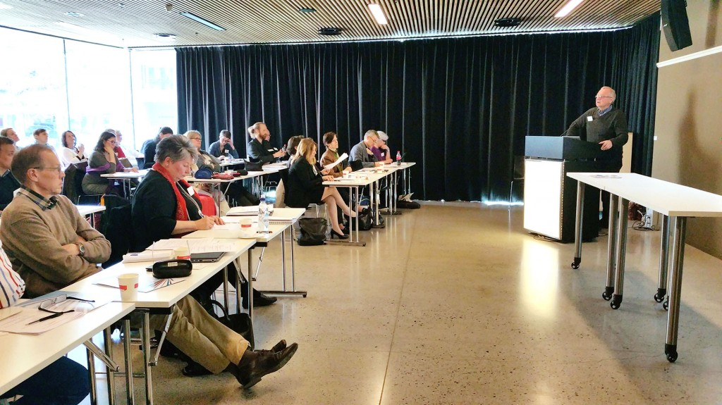 Under Innspillskonferansen i Oslo, sa NKF at det trengs 162 millioner i 2017 for å redde det kvenske språket. KUVA HEIDI NILIMA MONSEN