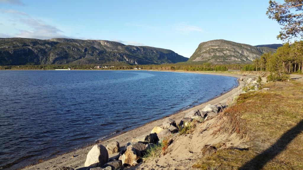 Laattari: Liggeplass ved sjøen allerede i norrøn tid