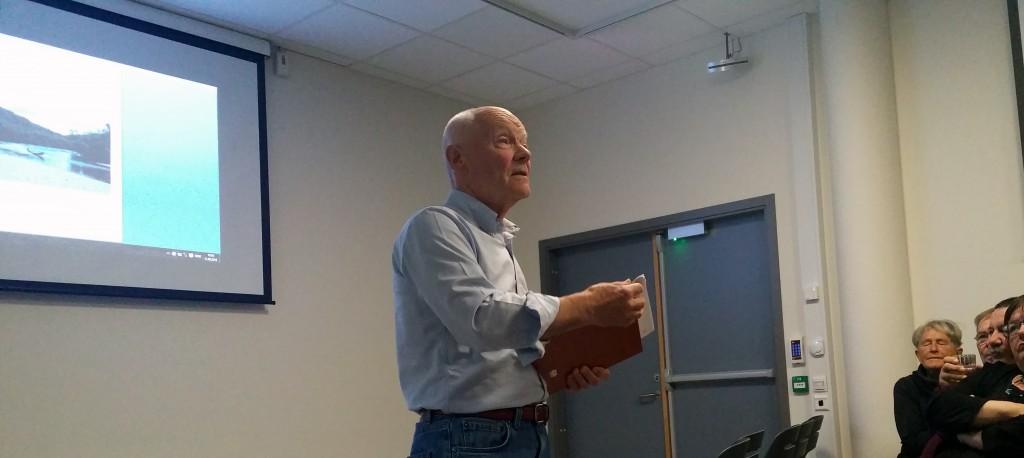 Arvid Petterson: Veier i kvensk historie