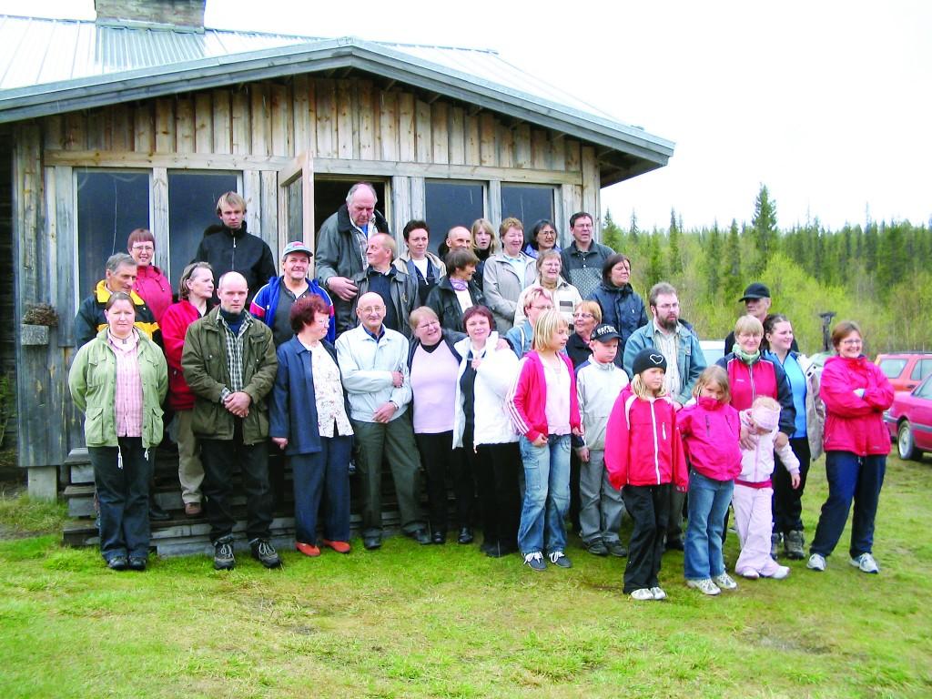 Del 3 Fra Alta til Alaska: Slektstreff på Nilimagården