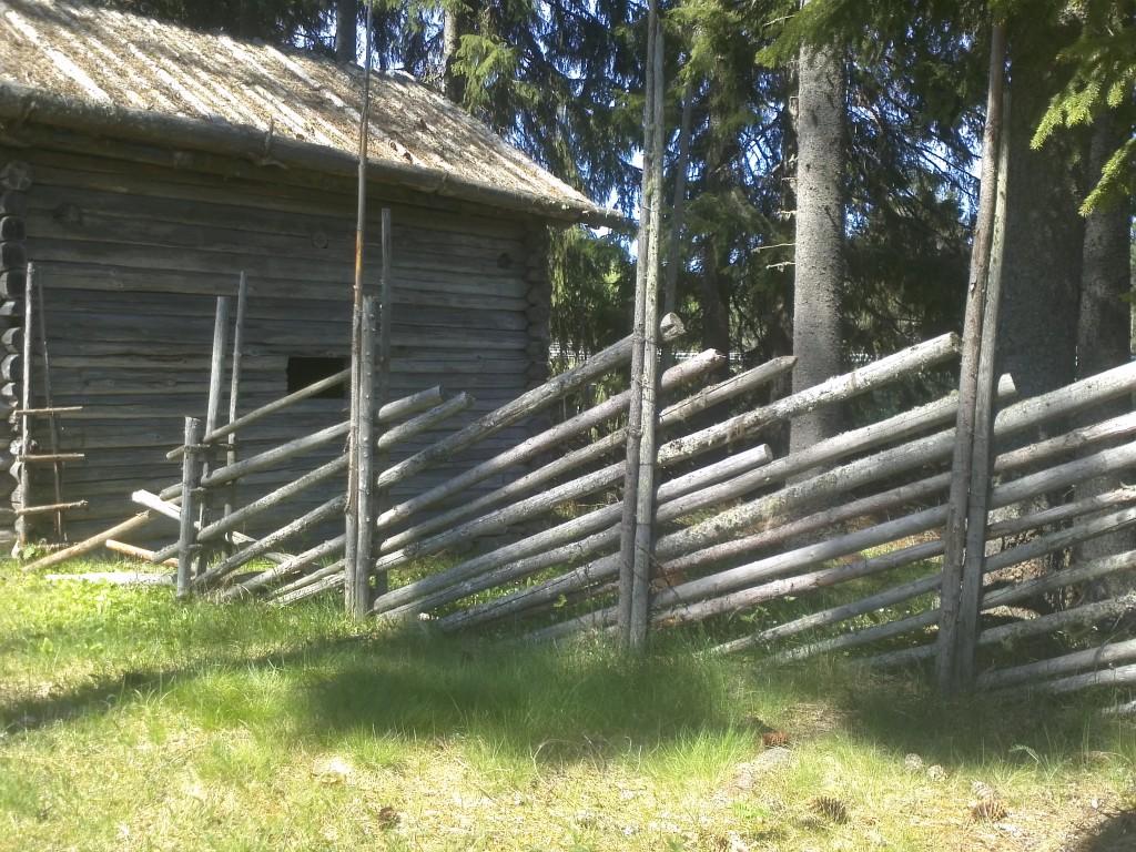 Kjemper for skogfinsk museum