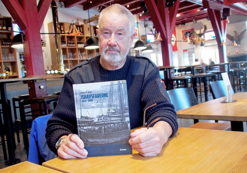Tre av fire ishavsskippere var første generasjon kvener i Norge
