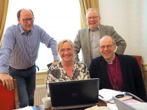 – Kvensk kirkeliv er et  nasjonalt ansvar