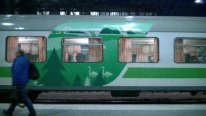 Rovaniemi-Kirkkoniemi – rautatien selvitys oon alkanu