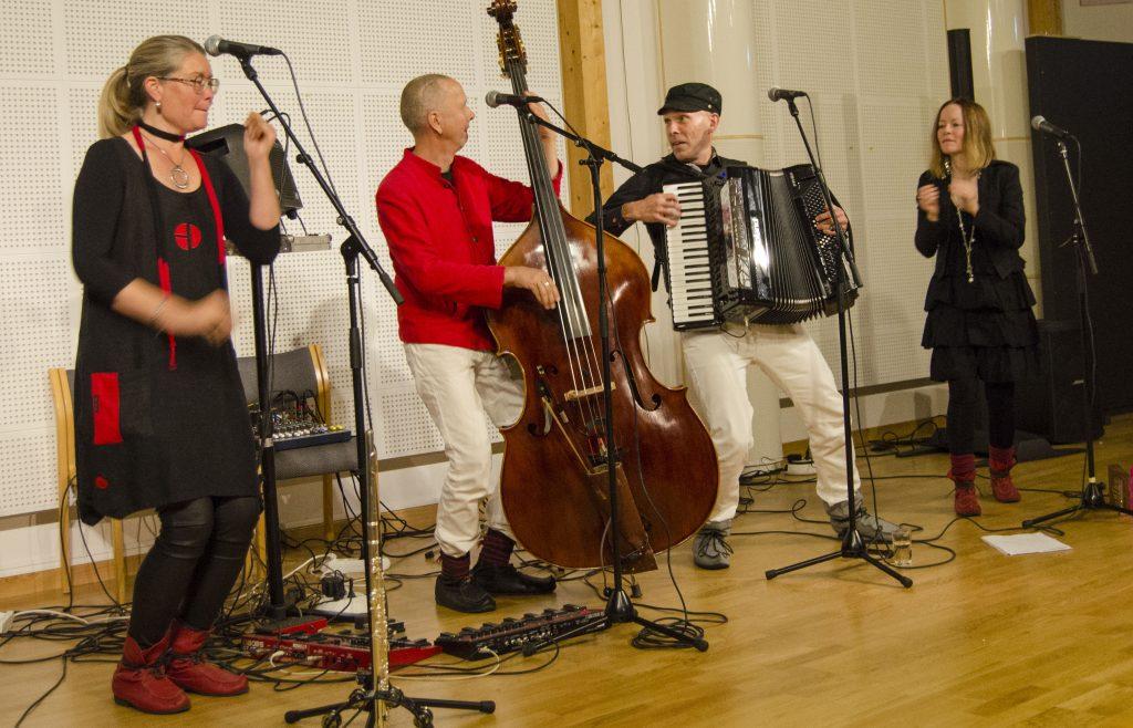Populærmusikk fra Tornedalen