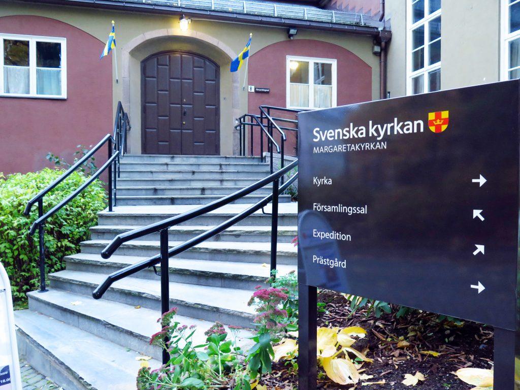 Suomalaiselle seurakunnalle ehdotetaan uutta nimeä