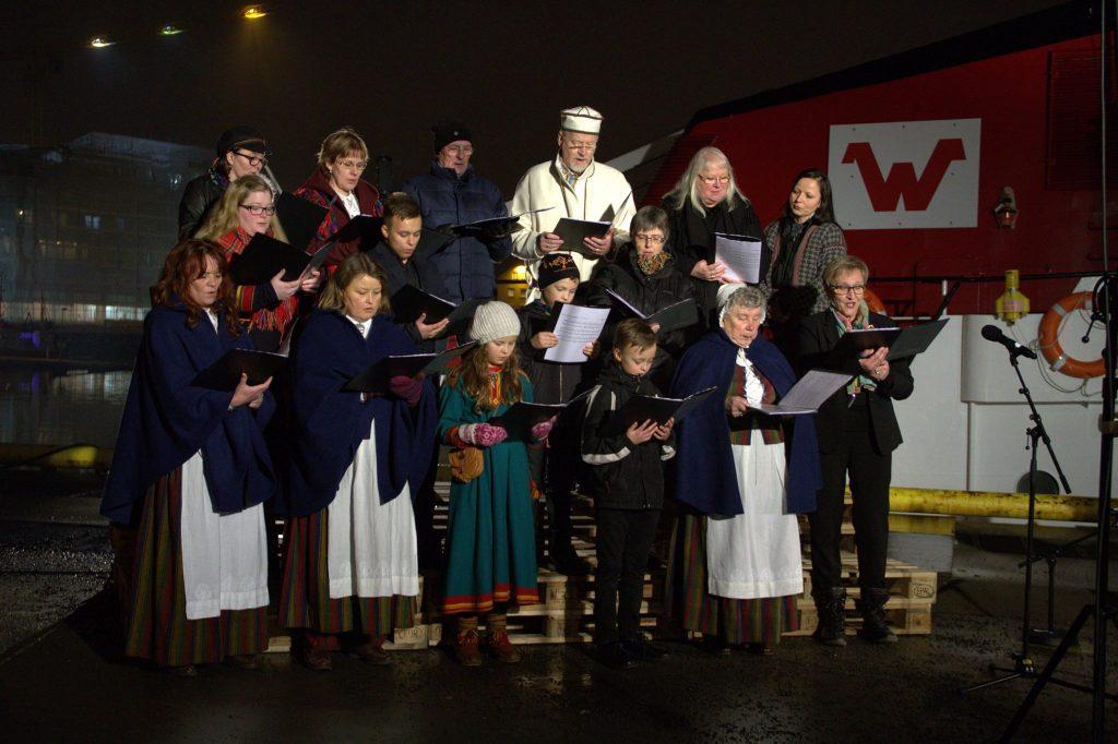 Jouluhetki – julestund med kvenske stemmer