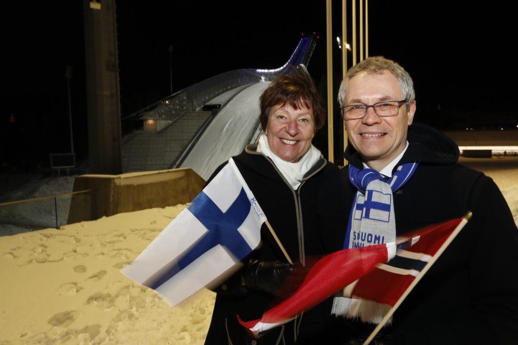 Storfeiring i Finland  – 100 år i dag