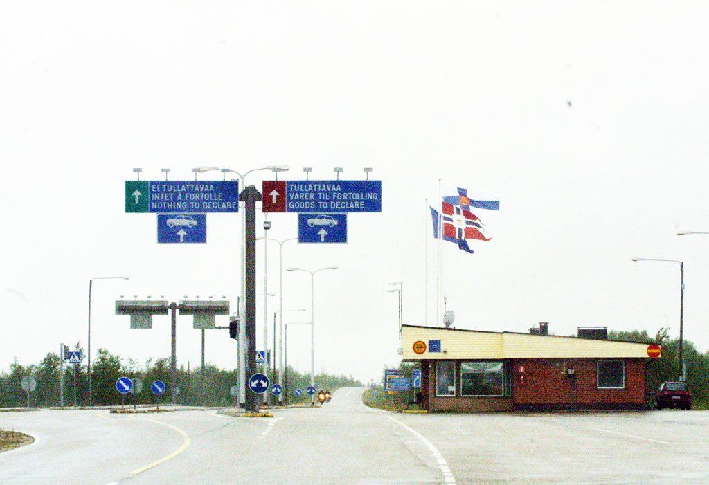 Fornyer tollstasjonene – Kivilompolo står for tur