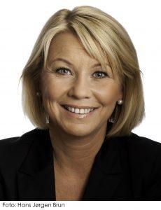 Monica Mæland ny minister for minoritetene
