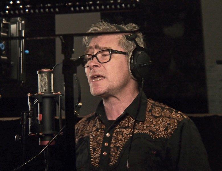 Petter Pogo i studio