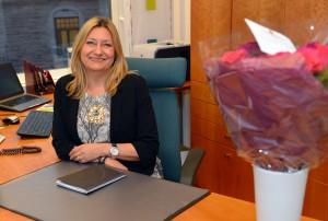 Statssekretær Anne Karin Olli. KUVA KOMMUNAL- OG MODERNISRINGSDEPARTEMENTET