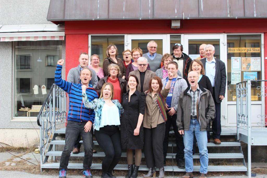 NKF har bestemt at 26. april blir Kvensk Språkdag. KUVA HEIDI NILIMA MONSEN
