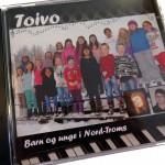 cd omslag Toivo