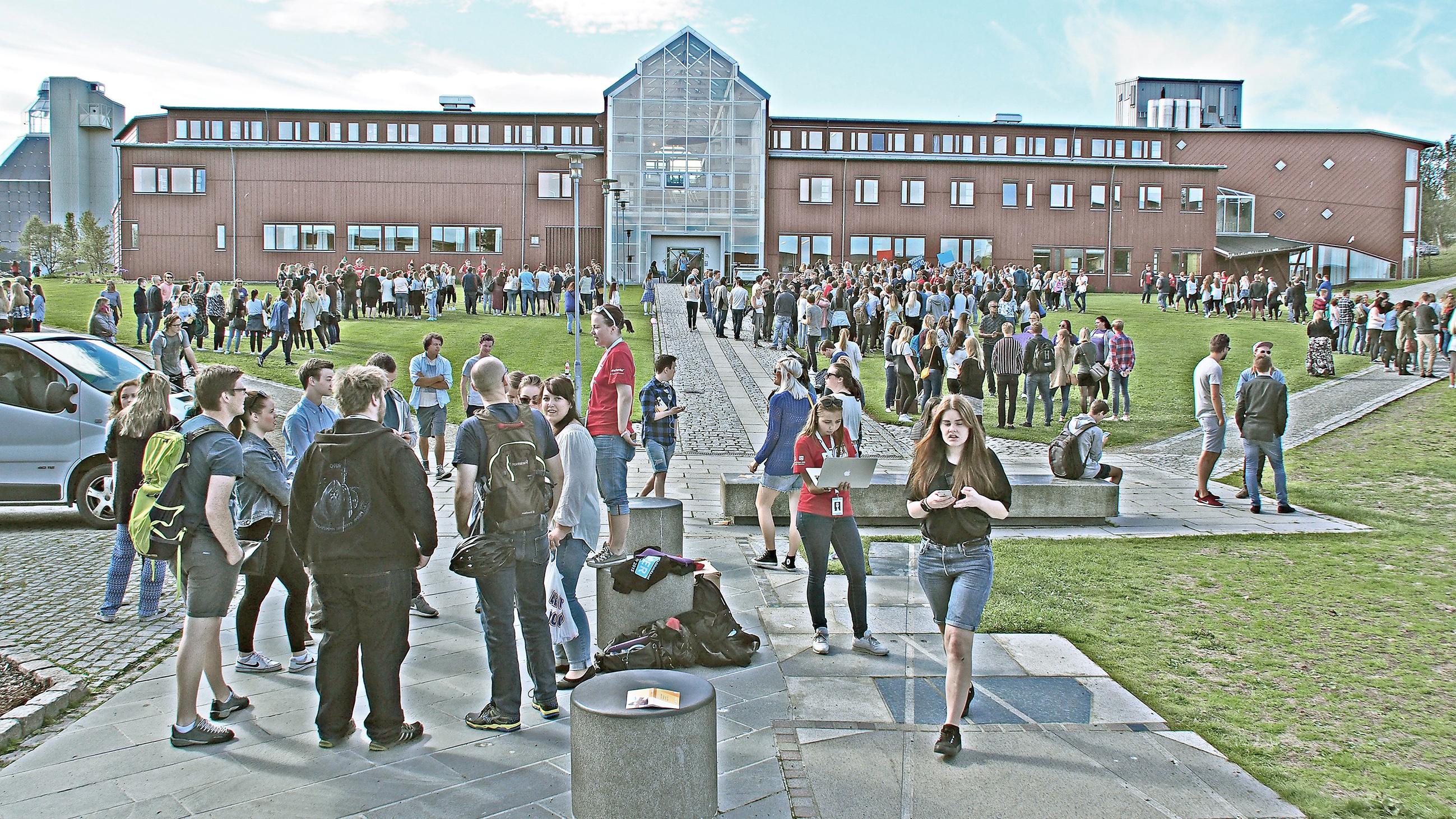 Universitetsinstitutt har fått kvensk navn