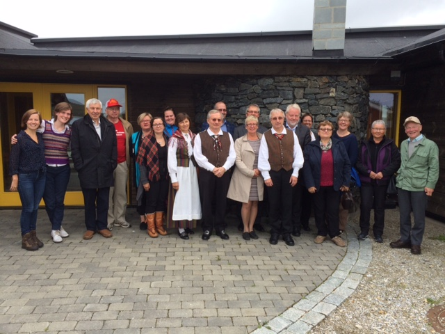 Riksantikvaren og Finlands ambassadør på Finnmarksbesøk