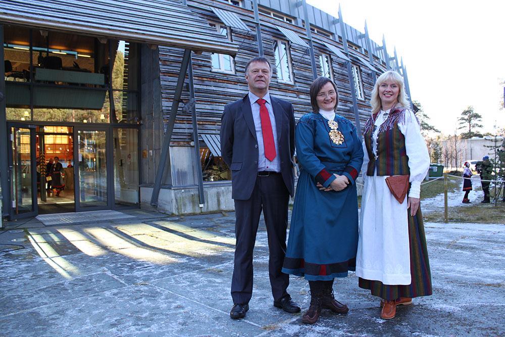 Vil sidestille kvenske og samiske kulturminner