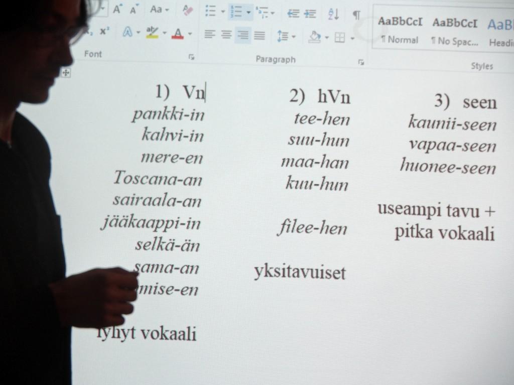En av dem er valgt til den nye lektorstillingen i kvensk og finsk ved Universitetet i Tromsø – Norges arktiske universitet. Men tilsettinga skjer og navnet blir offentliggjort først 16. november. KUVAT LIISA KOIVULEHTO