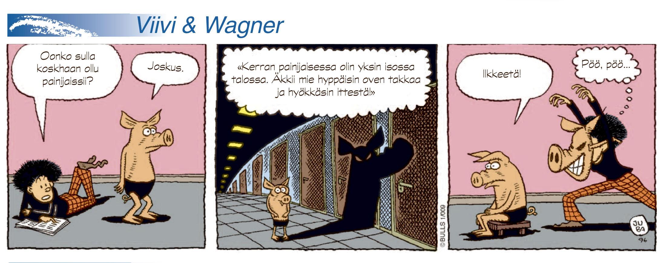 Viivi & Wagner (nr 9 – 2012)