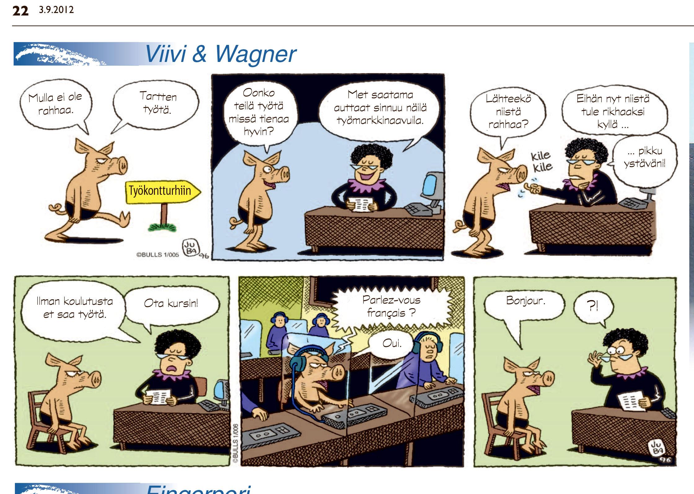 Viivi & Wagner (nr 6 -2012)