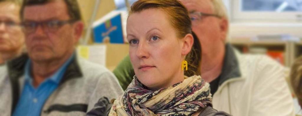 Hilja Huru har skrevet en kommentar om rasisme og diskriminering av kvener. KUVA HEIDI NILIMA MONSEN