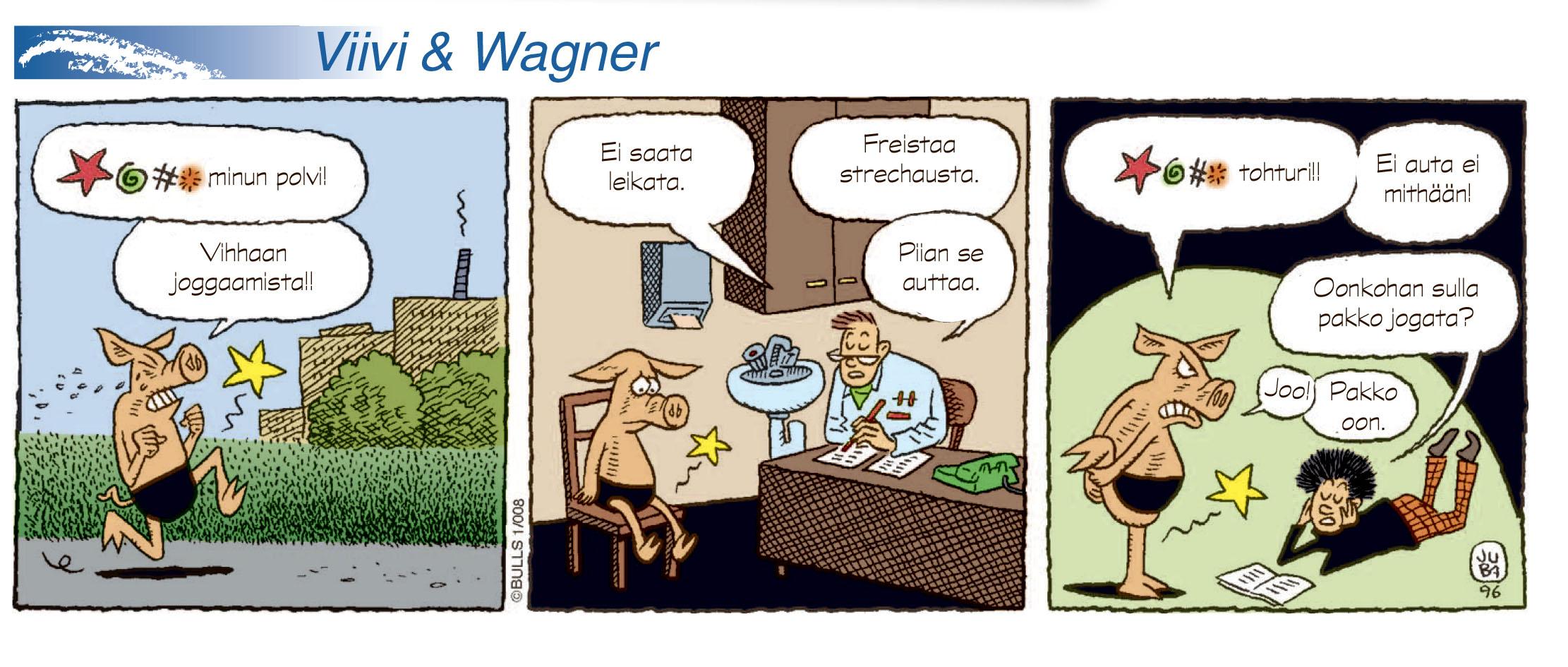 Viivi & Wagner (nr 8 – 2012)