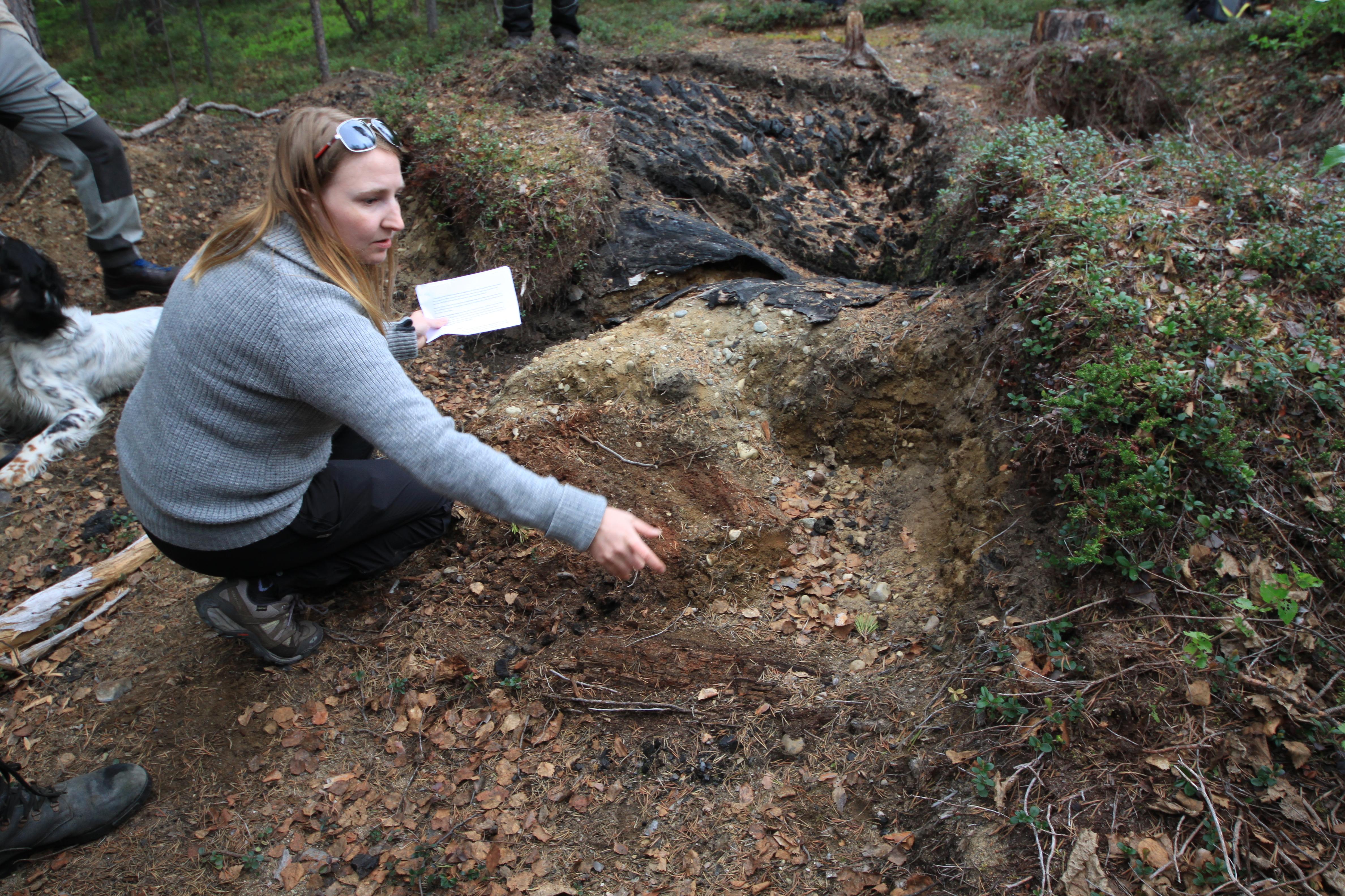 – Utgravning er viktig dokumentasjon