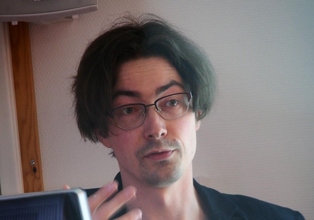 Mikhail Voronov. KUVA: LIISA KOIVULEHTO