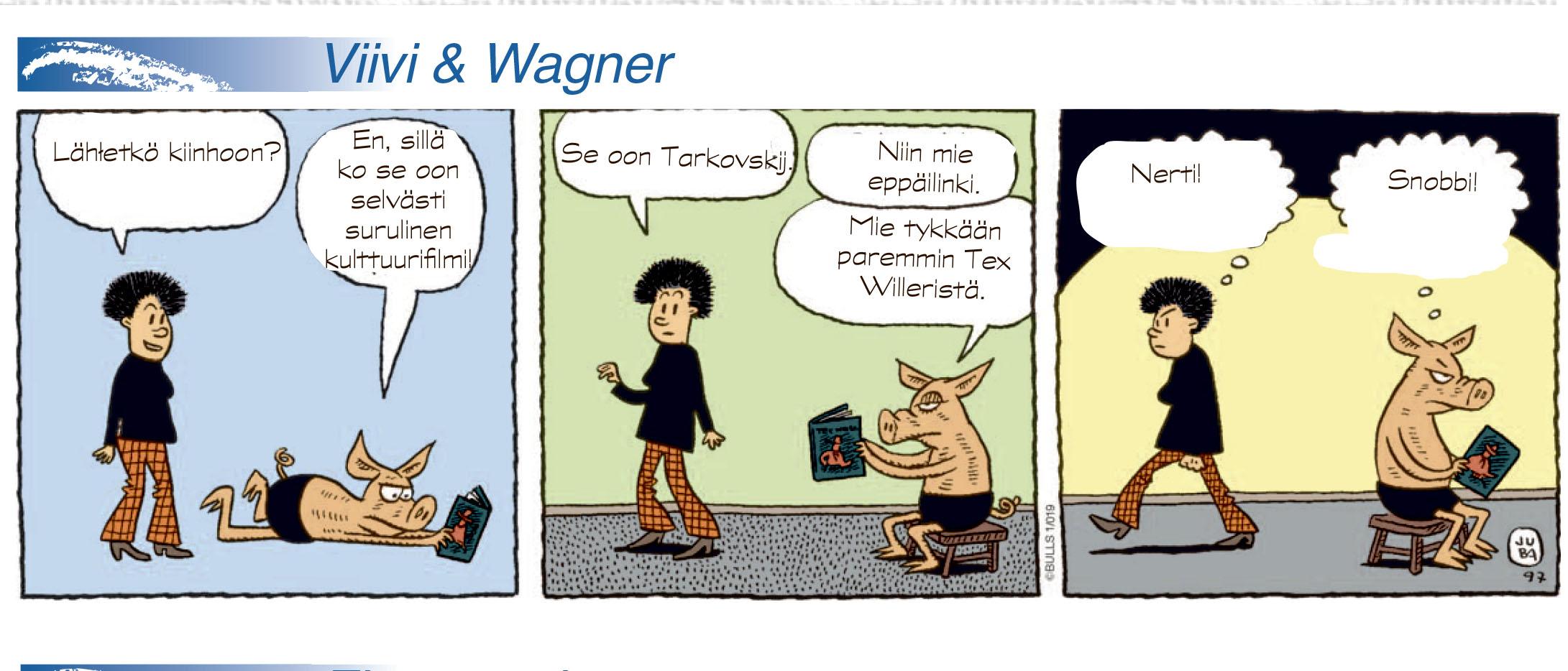 Viivi & Wagner (nr 8 -2013)