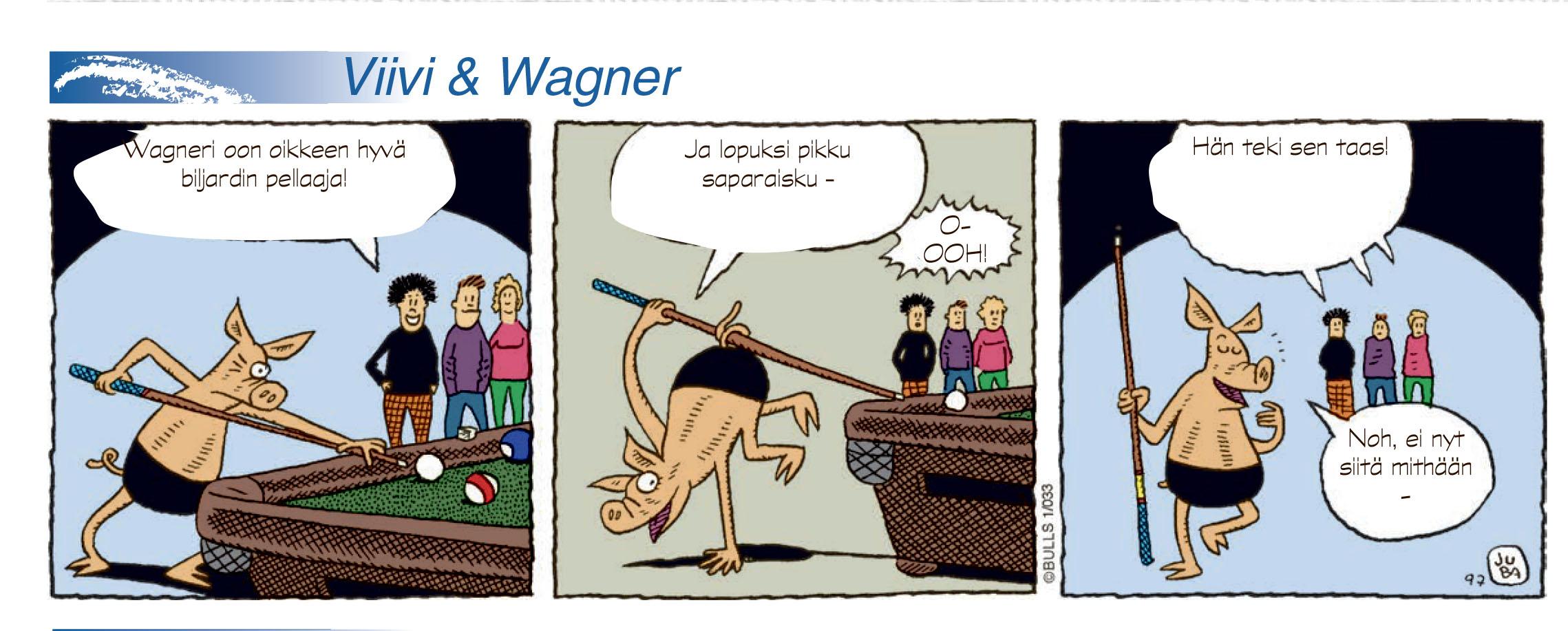 Viivi & Wagner (nr 1 -2015)