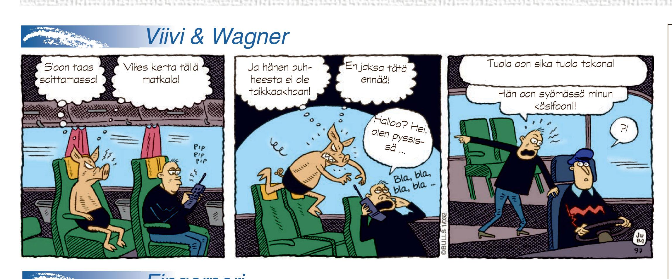 Viivi & Wagner (nr 10 -2014)