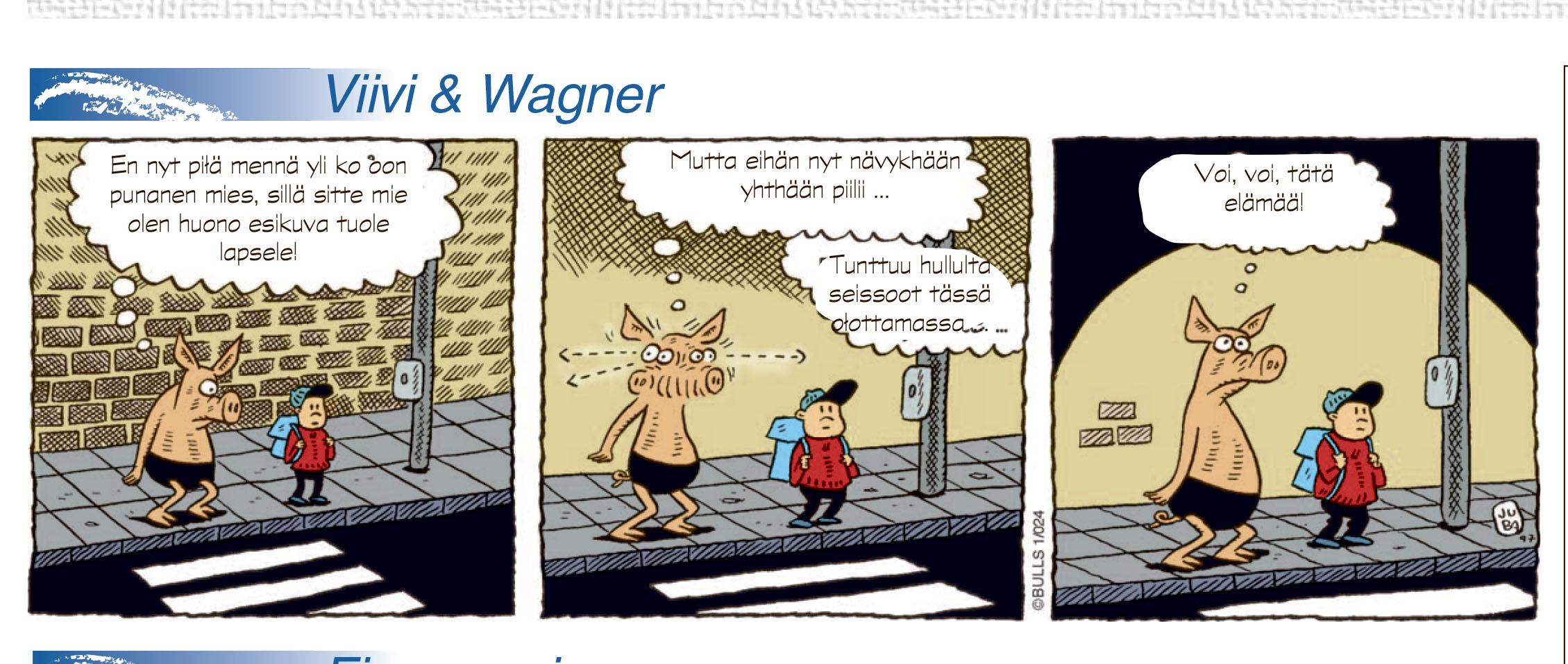 Viivi & Wagner (nr 2 -2014)